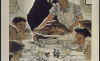 A Traditional Thanksgiving Day