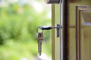 Key to your rental home - renter's insurance